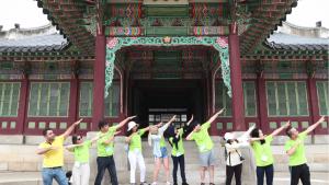 Тридесетият международен младежки форум: културна обиколка на Сеул
