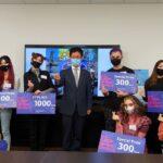 K-pop online contest 2020
